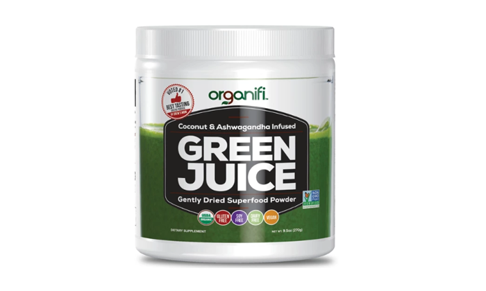 organifii green juice review
