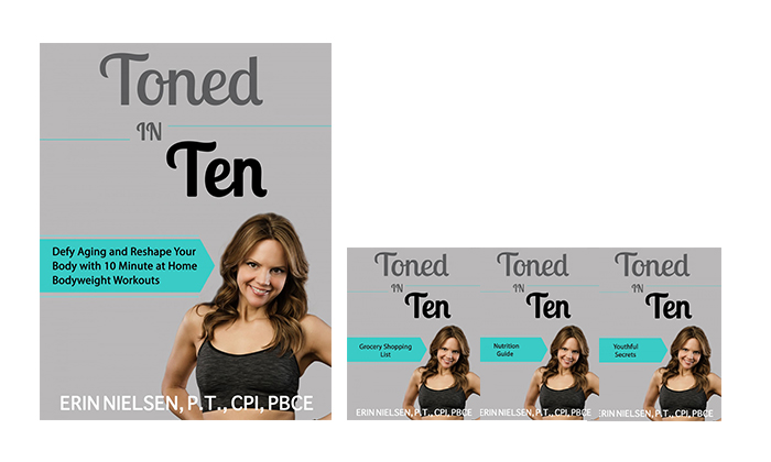 TONED IN TEN BONUS