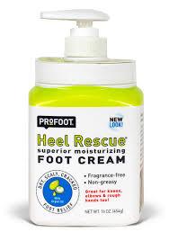ProFoot heel rescue superior moisturizing foot cream