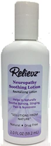 Relievz neuropathy soothing lotion