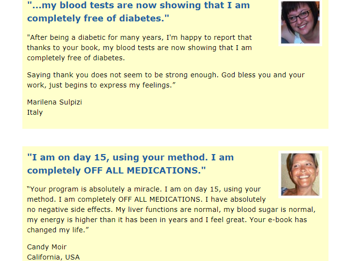reverse diabetes today reviews
