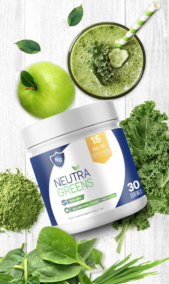 Neutra Greens Supplement Reviews