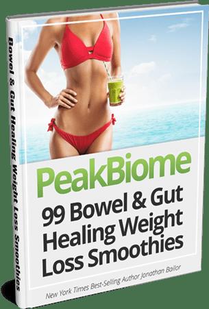 Peak Biome Gut Health Smoothies