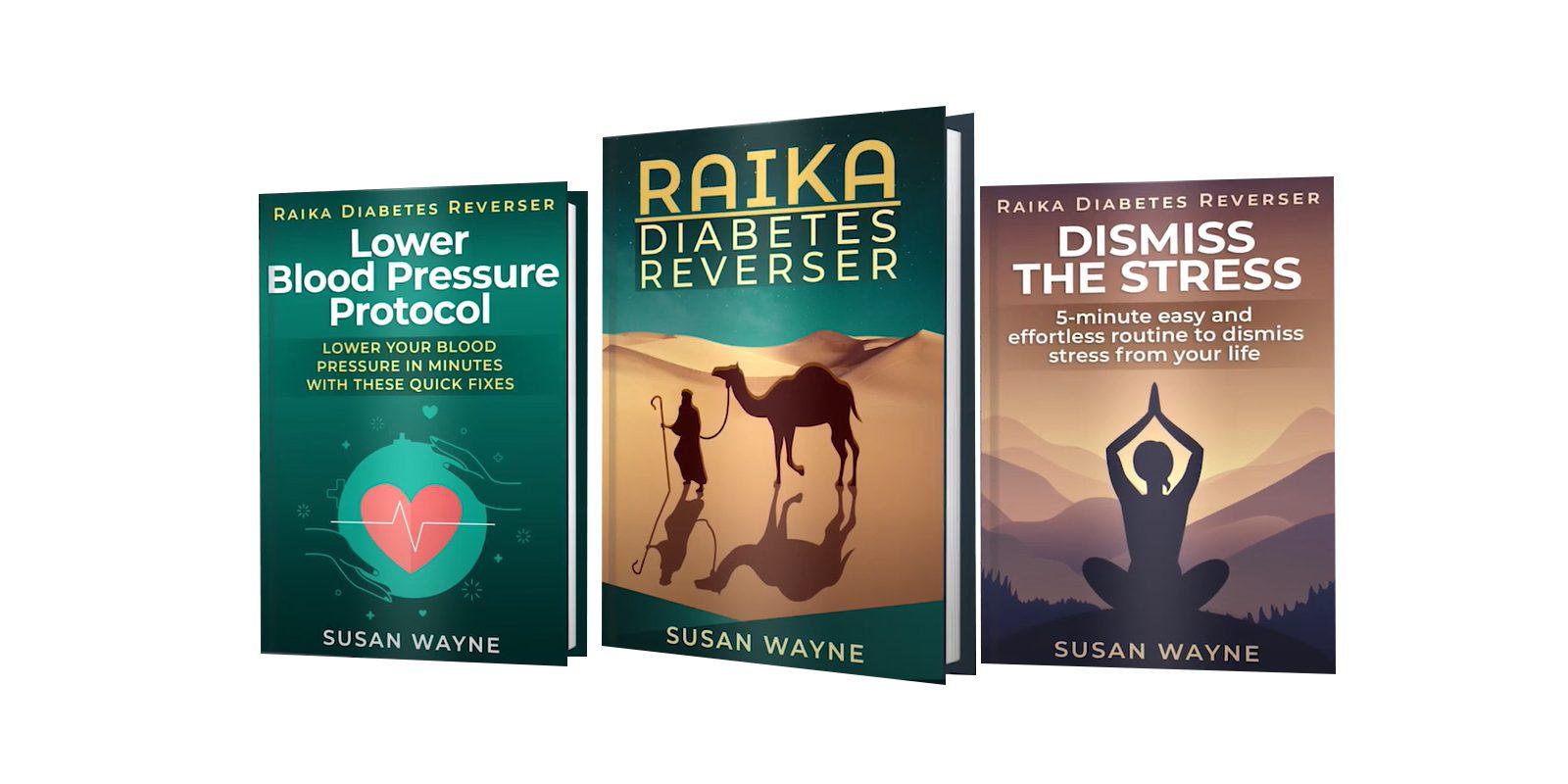 Raika Diabetes Reverser bonus