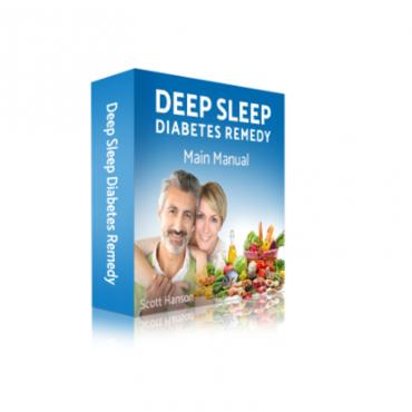 Deep Sleep Diabetes Remedy Review- Natural Methods To Strip Off Diabetes?