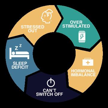 Stress-Sleep-Cycle