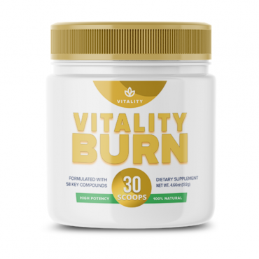 Vitality Burn Supplement Reviews- A Proven Weight-Loss Method?